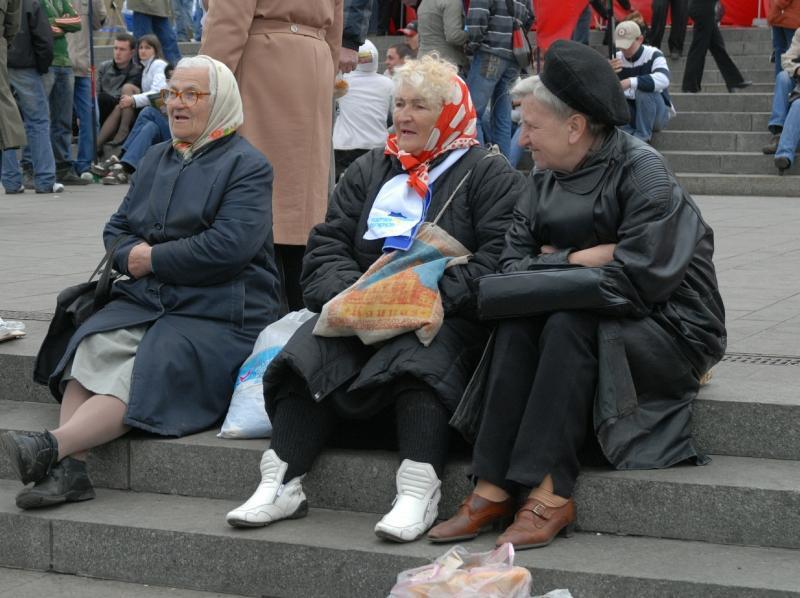 Руководство Российской Федерации может смягчить пенсионную реформу