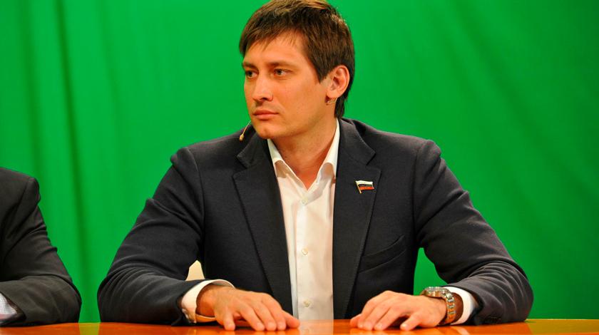Гудков подал всуд наМосгоризбирком занедопуск квыборам главы города