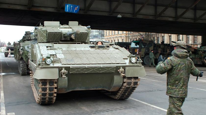 Стрельба русских военных испугала граждан села вАрмении