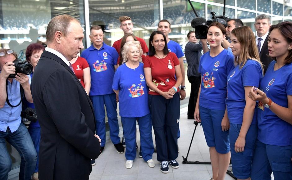 Путин: заключительного решения по увеличению пенсионного возраста пока нет