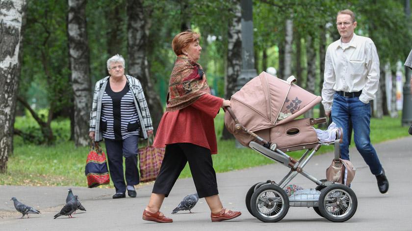 К 2036-ому население РФ может увеличиться до157 млн. человек— Росстат
