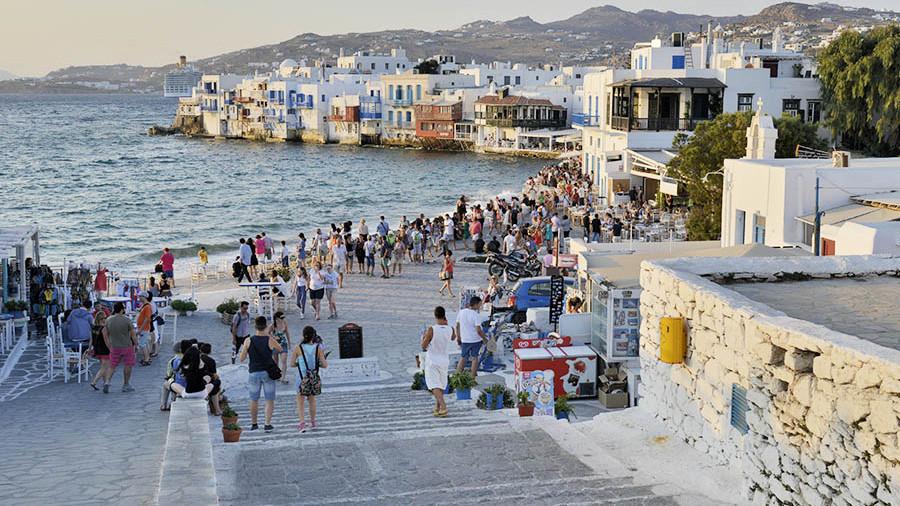 ВРПЦ пожаловались наотказ консульства Греции выдавать визы русским священникам