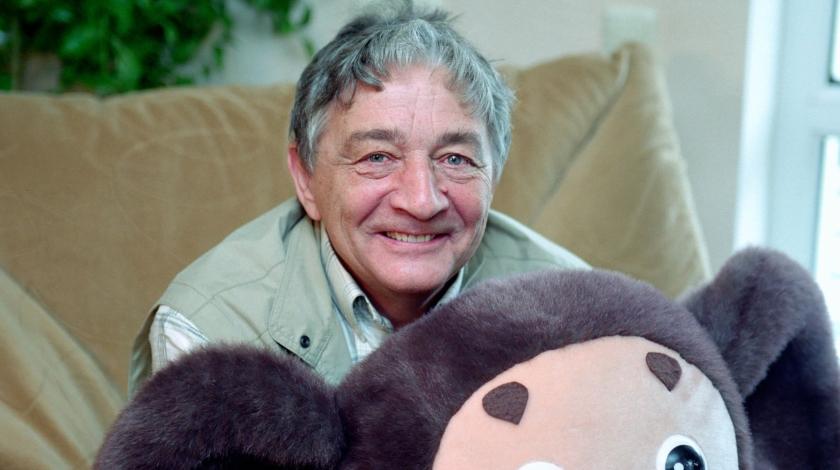 Автор известных  детских книжек  Эдуард Успенский скончался ввозрасте 80 лет