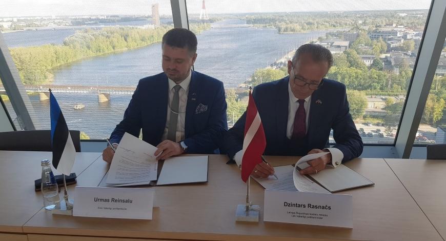 Эстония иЛатвия могут выставить Российской Федерации счет засоветскую оккупацию