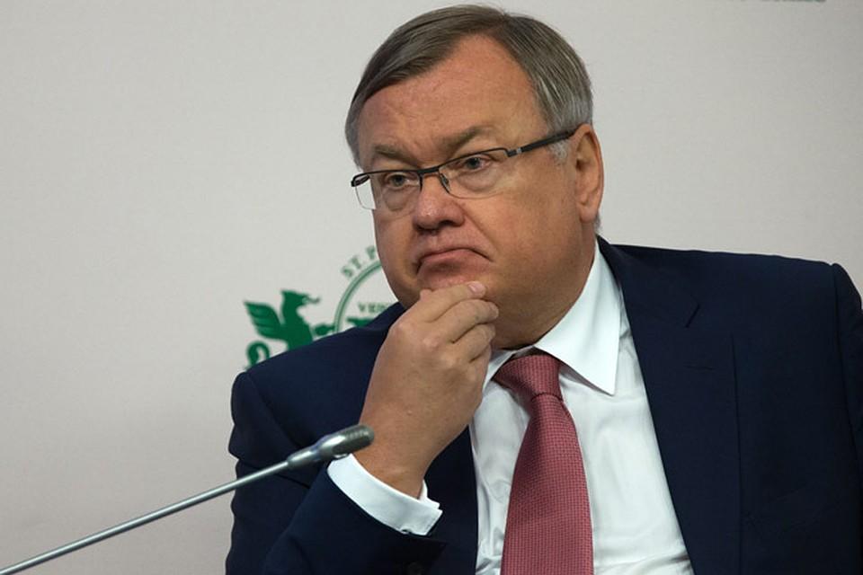Президент ВТБ извинился перед Борисом Джонсоном зато, что назвал его уродом
