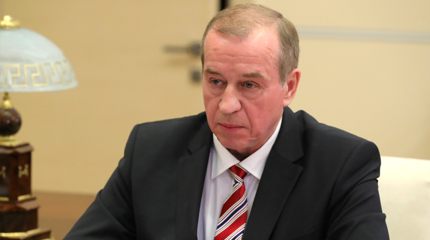 Нагубернатора Иркутской области пожаловались впрокуратуру иМВД