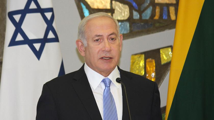 Израильский премьер возложил ответственность за крушение российского Ил-20 на Сирию