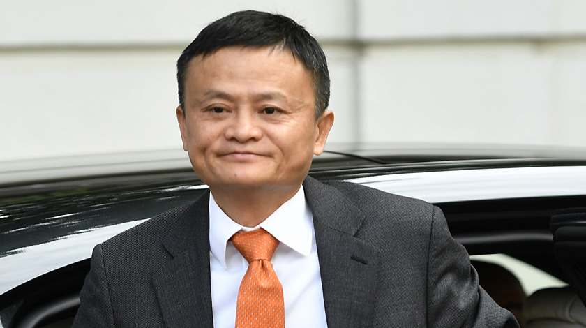 Коммерческая вражда между Китаем иСША может продолжаться 20 лет— Основатель Alibaba