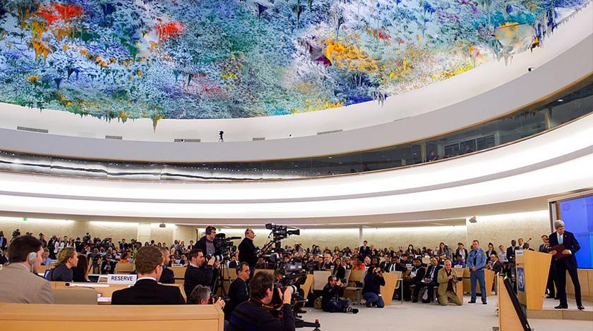 Защитник прав человека : вмеждународной Организации Объединенных Наций (ООН)  шокированы тотальной блокадой Крыма состороны Украины