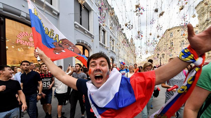 Совет FIFA признал ЧМ-2018 в России лучшим в истории