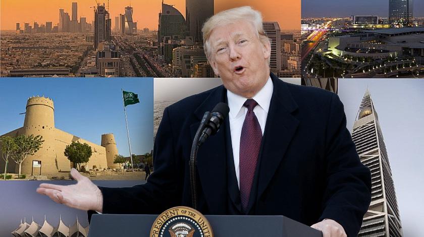 Американский президент привел экономические аргументы в пользу сохранения добрых отношений с королевством