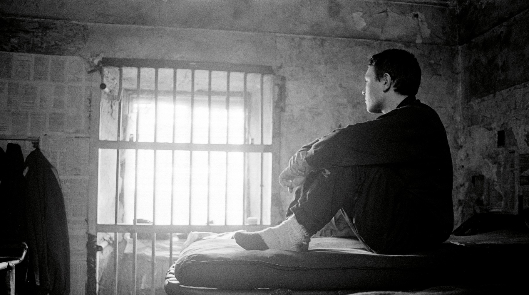 Мужики в тюрьмах