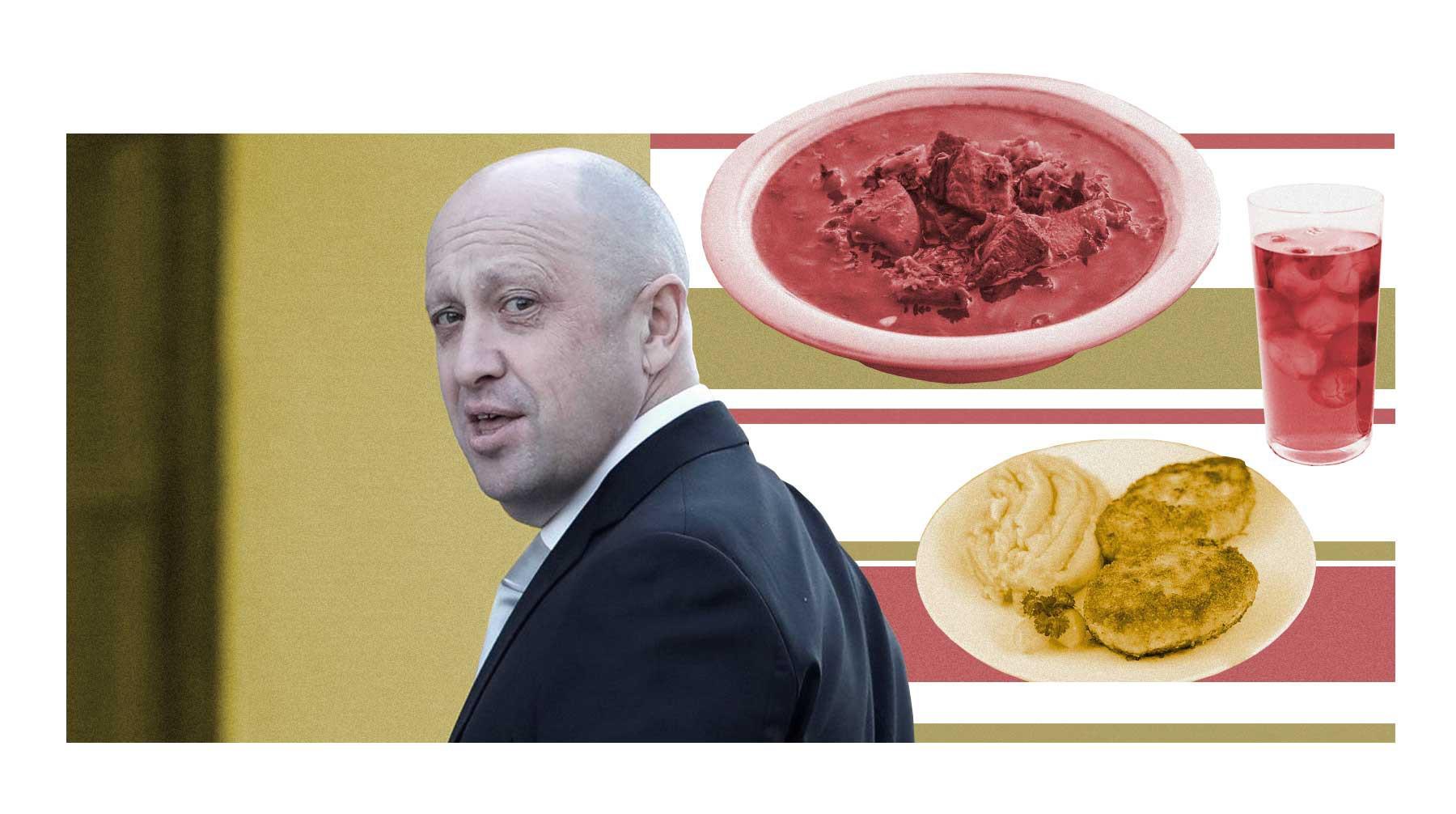 Dailystorm - Компания, связанная с Евгением Пригожиным, получит три миллиарда рублей на поставках еды для пациентов