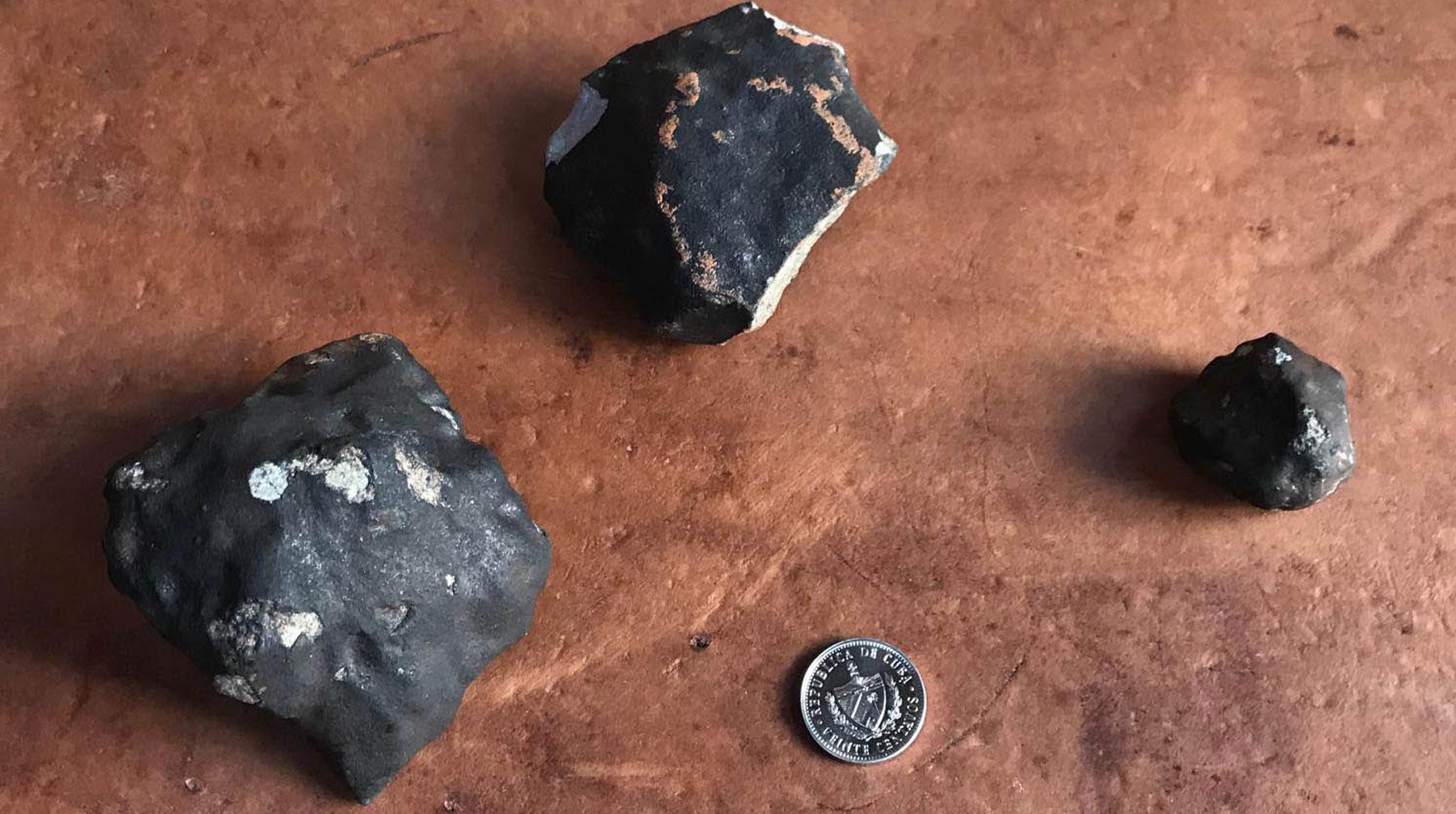 На Кубе упал метеорит — Daily Storm