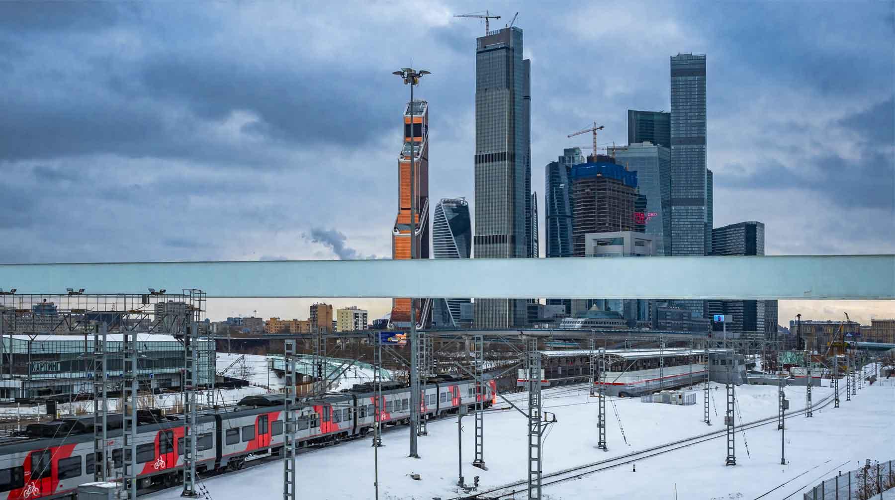 На здание РЖД-сити в котором будут работать все дочерние структуры компании планируется потратить 72 миллиарда рублей