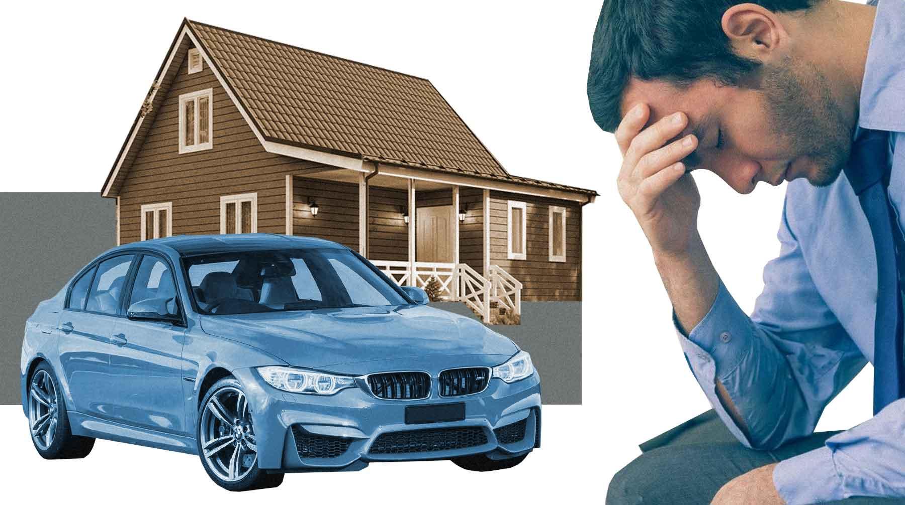 запрет на займы под залог недвижимости как взять деньги в кредит на киевстар