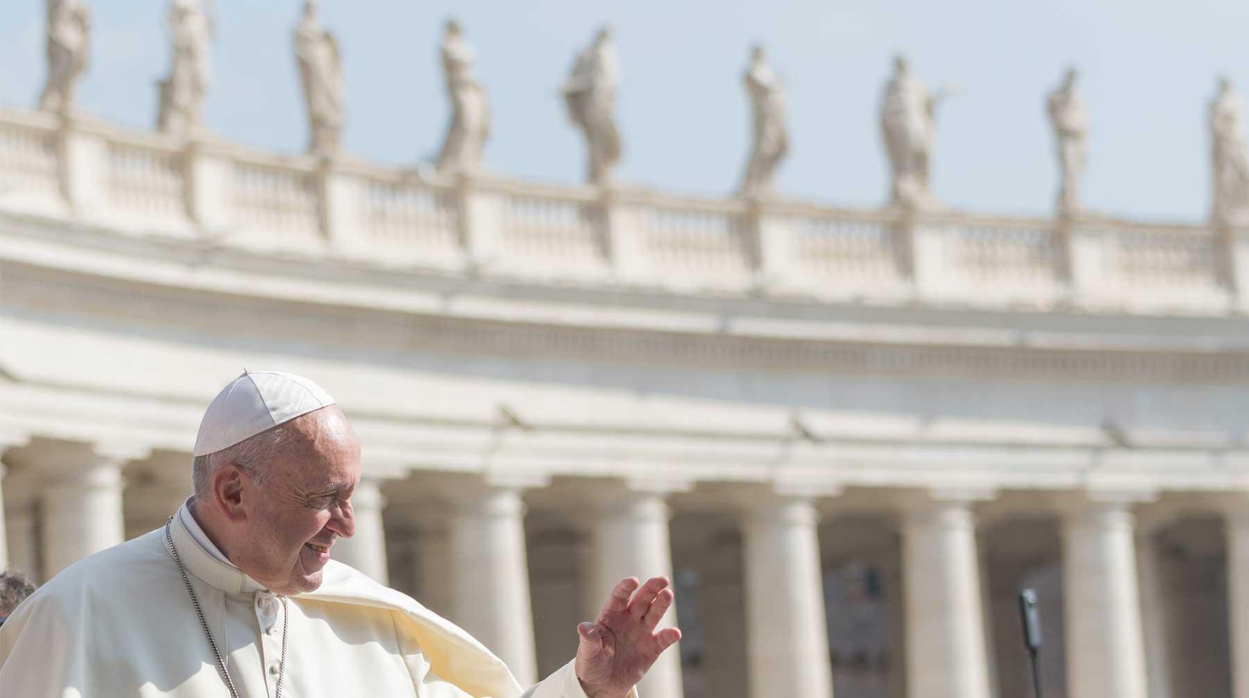 4 июля Владимир Путин встретится с папой римским Франциском