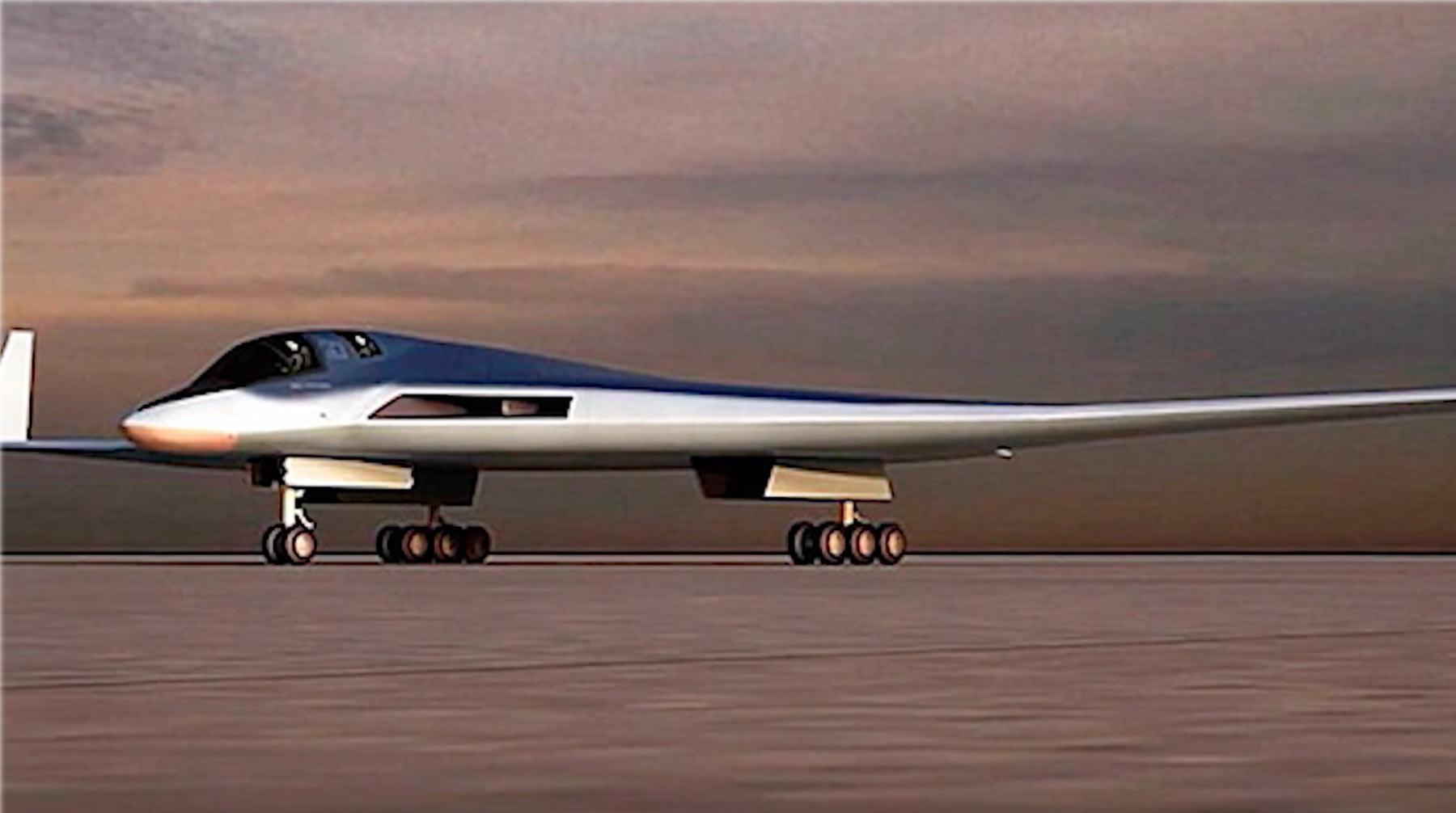 По мнению американского эксперта это будет фундаментально новый самолет созданный на основе современных решений
