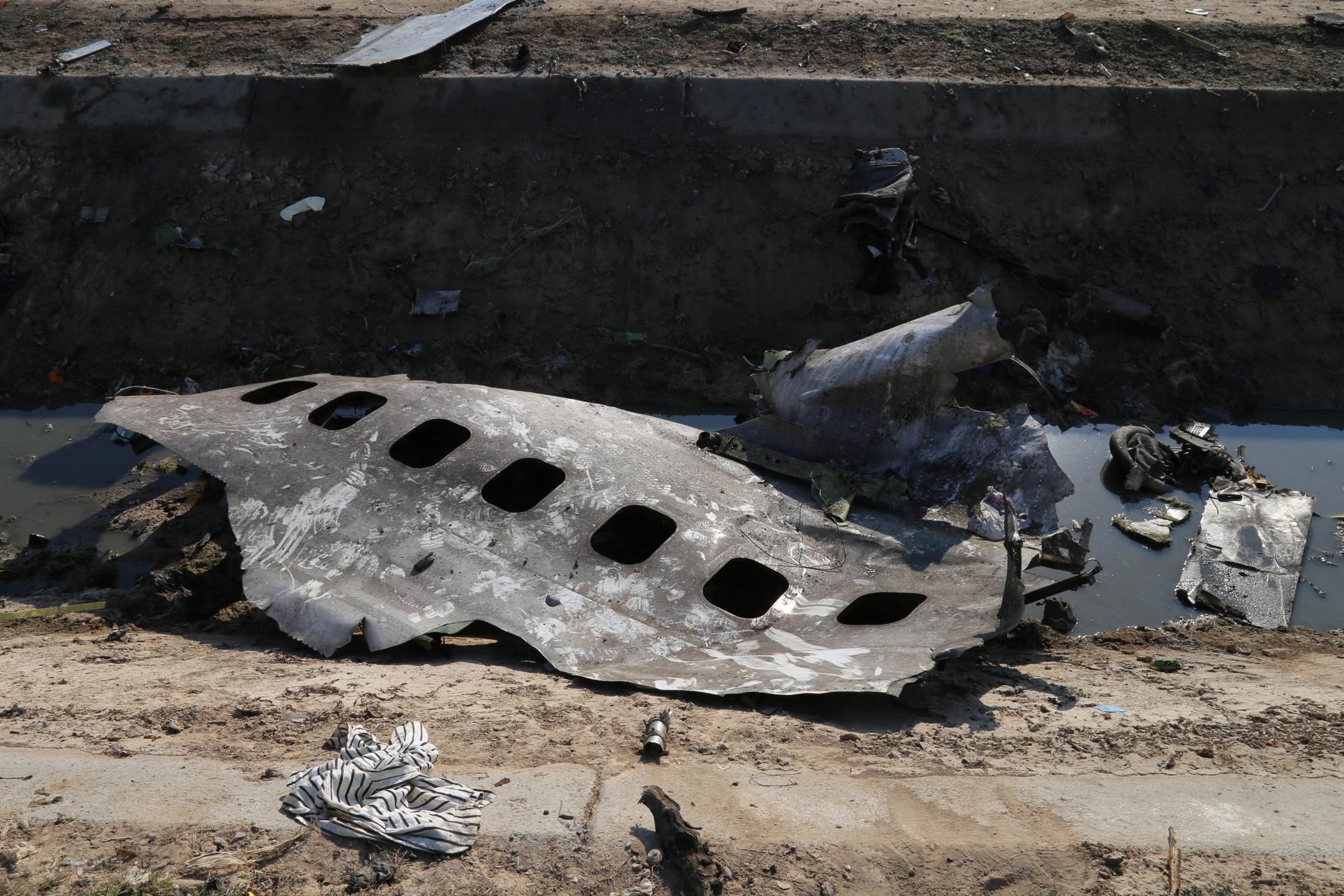 Малькевич обвинил Украину и США в крушении боинга над Ираном