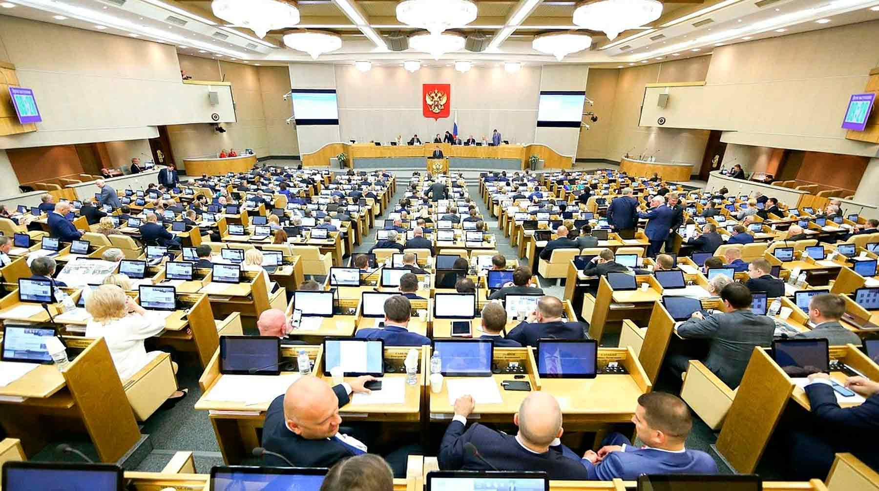 Фото: © Global Look Press / Russian State Duma Photo Service