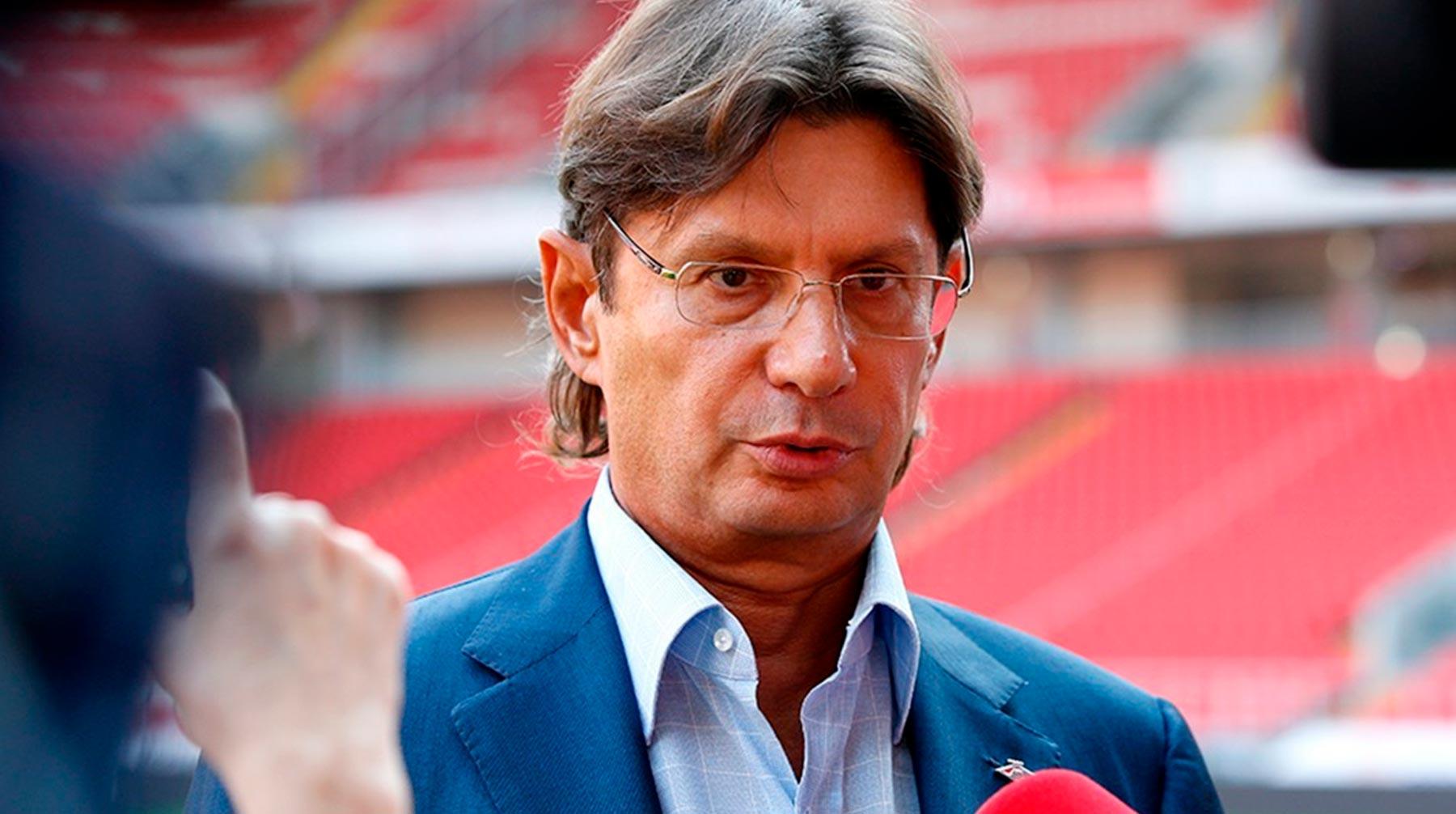 владелец футбольного клуба спартак москва