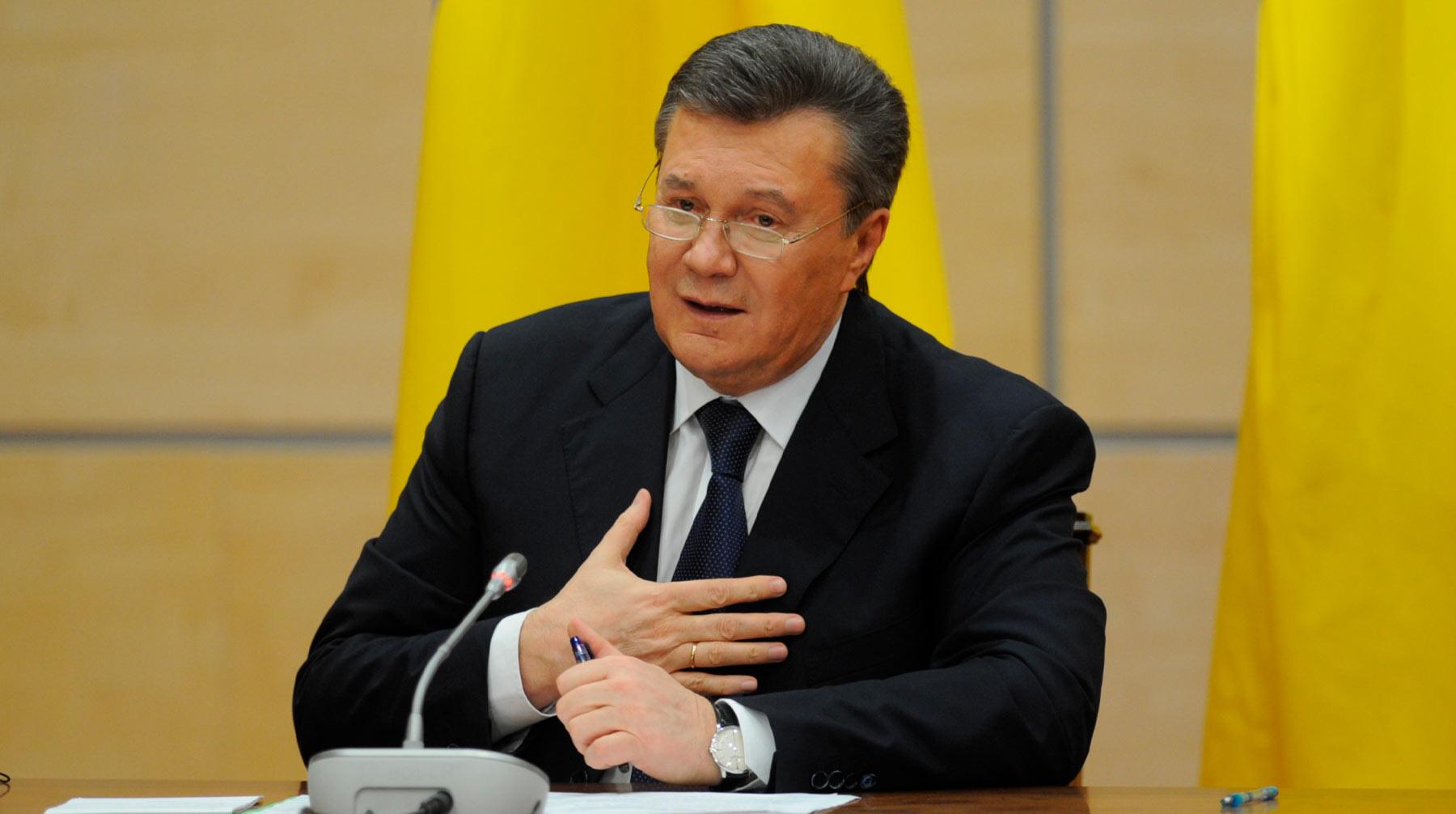Апеляційний суд Києва підтвердив законність заочного арешту експрезидента Януковича