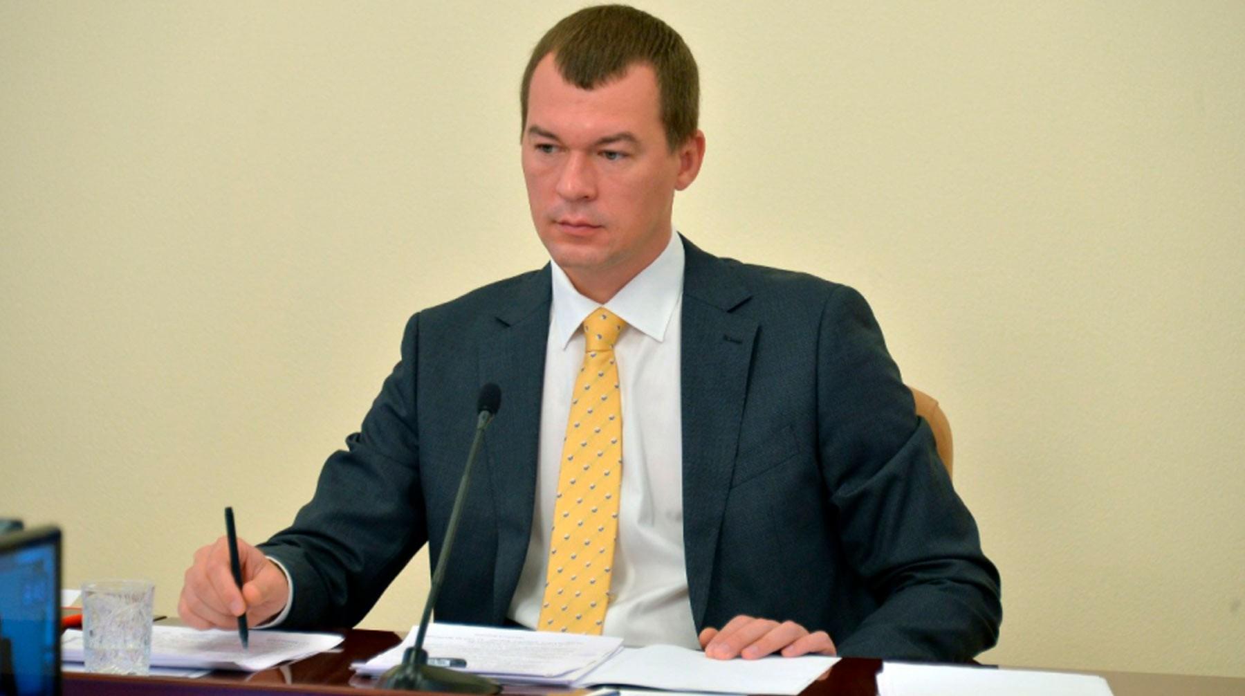 Фото: © правительство Хабаровского края