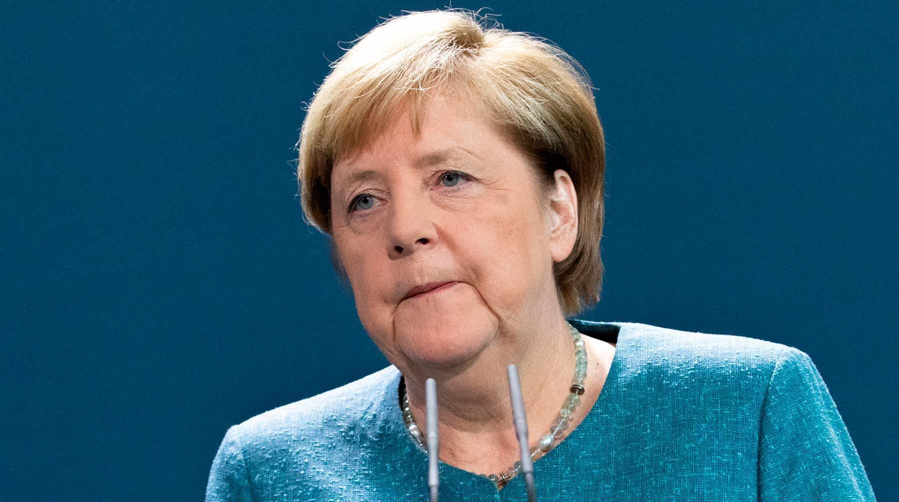 Первая реакция Мясникова на заявление Меркель о том, что в ситуации с Навальным замешан «Новичок»