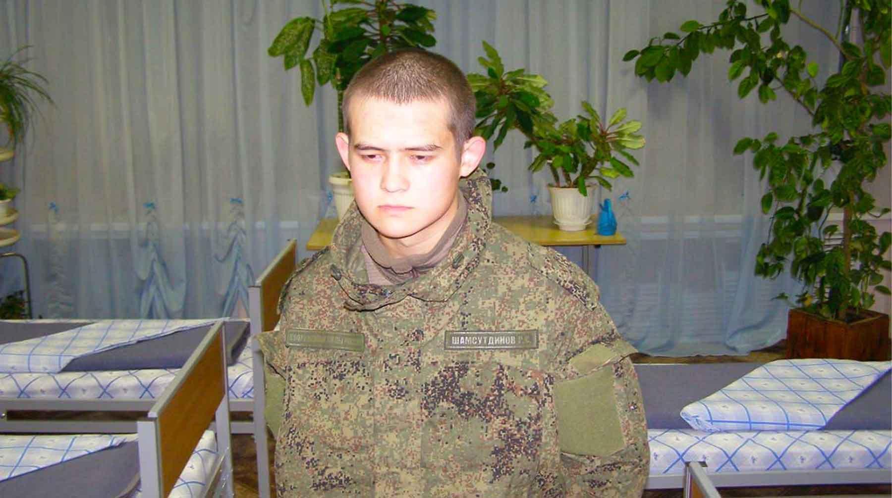 Семьи убитых солдатом Шамсутдиновым требуют взыскать с него почти 37 миллионов рублей