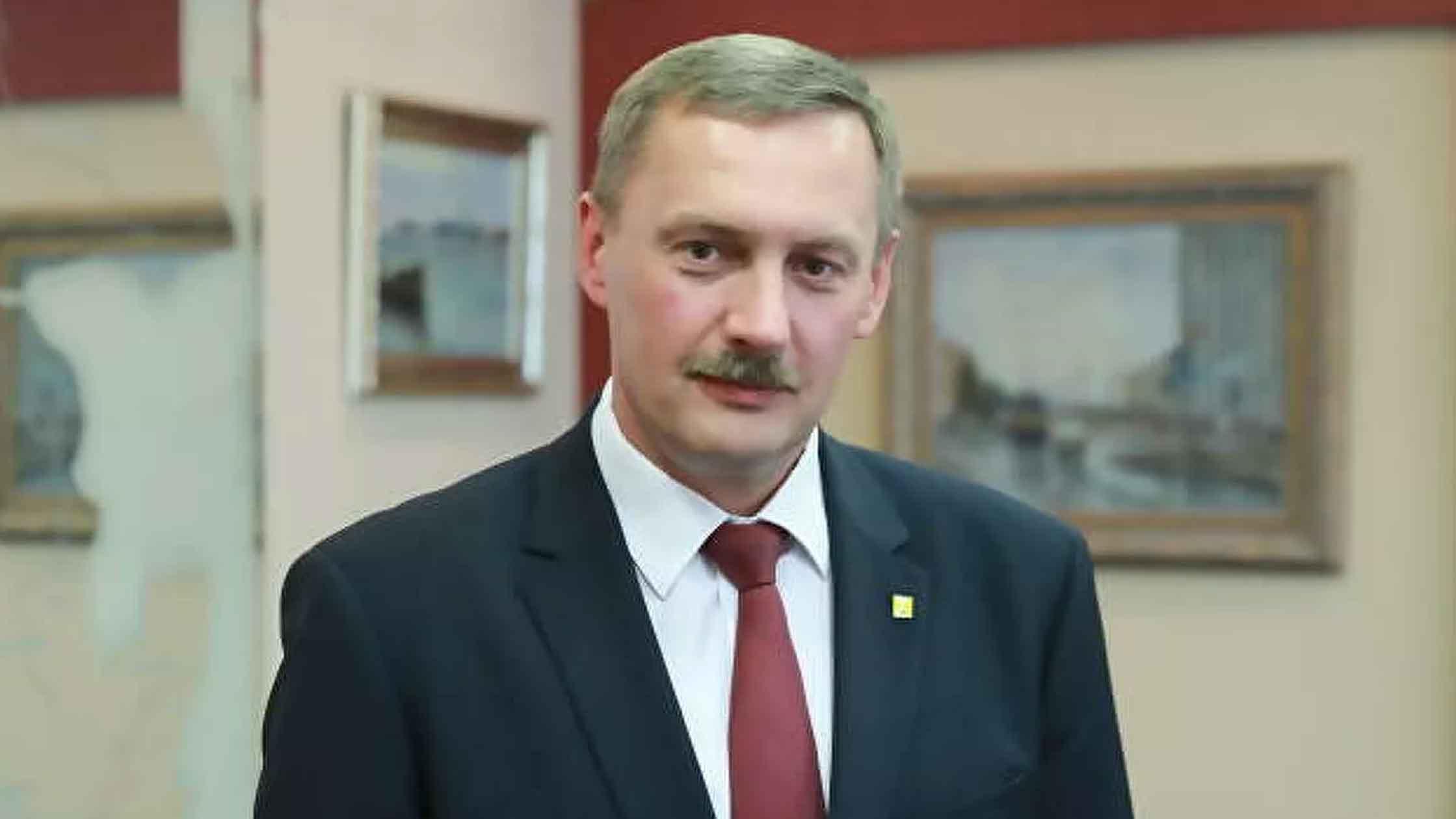 Мэр Архангельска Игорь Годзиш подал в отставку — Daily Storm