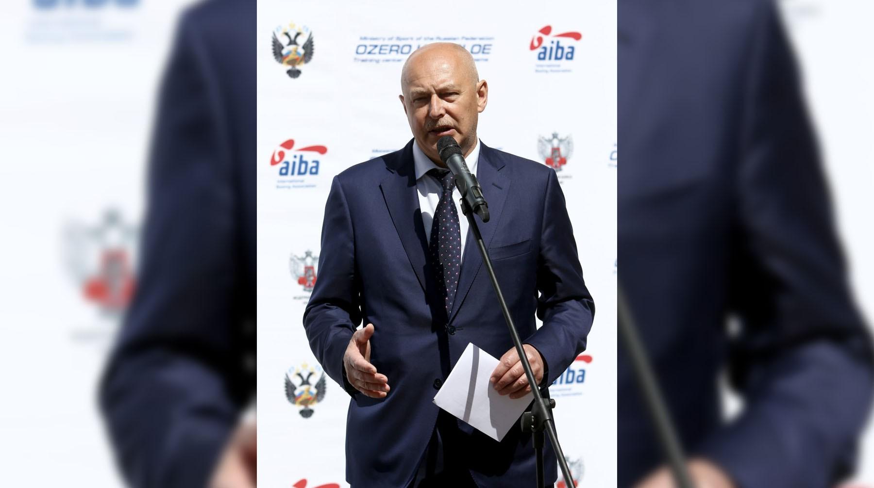 Бывший замминистра спорта Павел Новиков