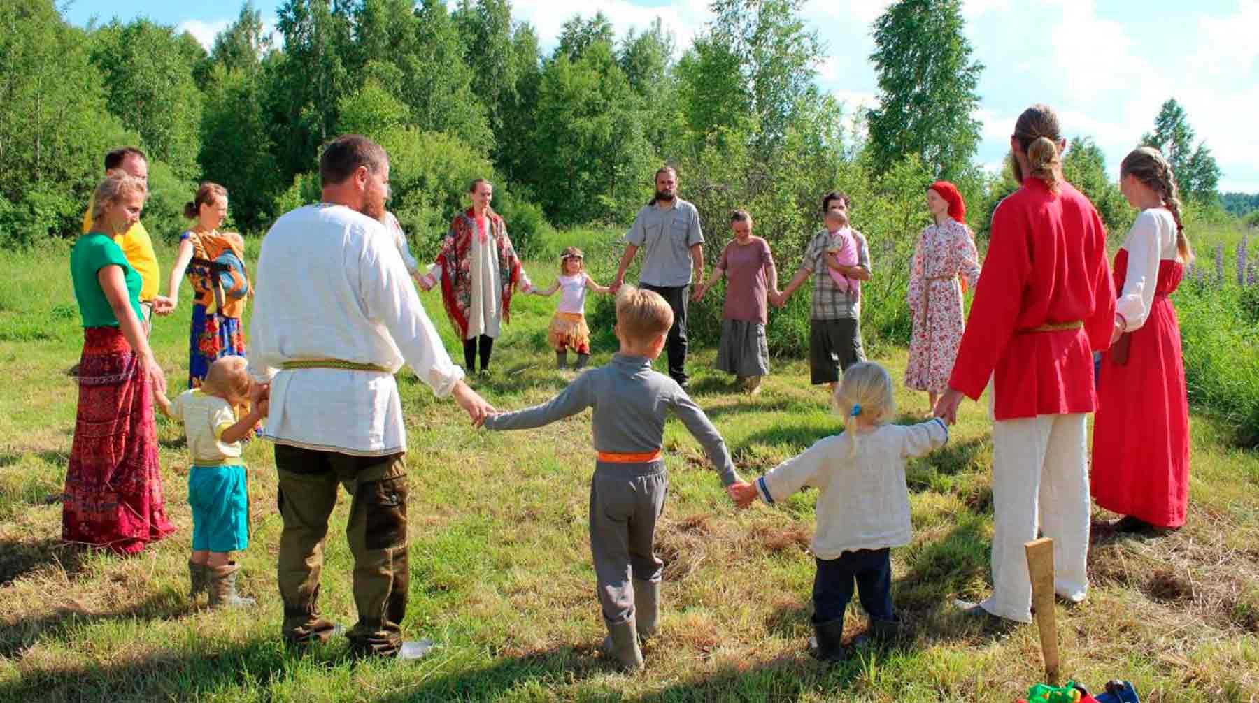 Фото: © Вконтакте / Поселение родовых поместий Любодар