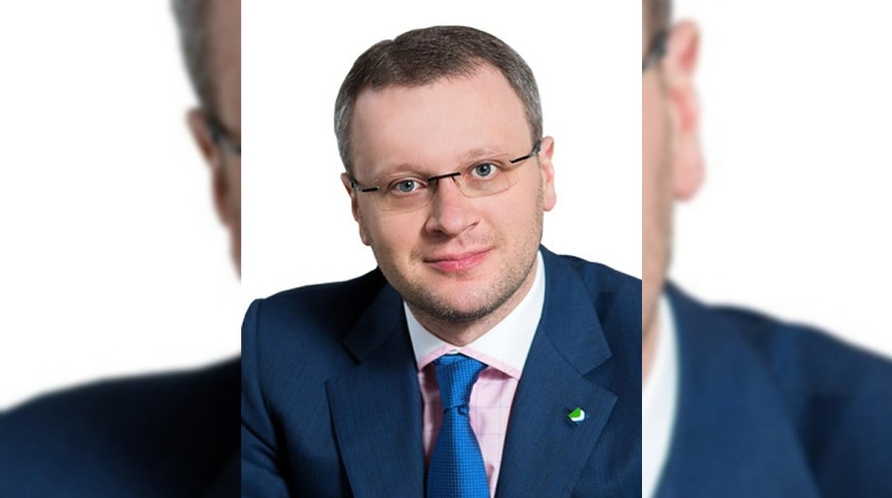 Олег Греф