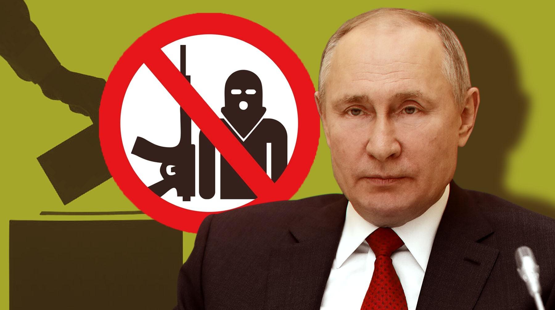 Путин ответил на обвинения в попытке убийства Навального